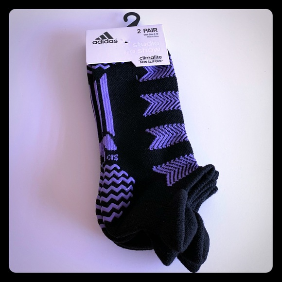 1d8f1a652 adidas Accessories | Nwt 2pair Studio Socks For Barre Pilates | Poshmark